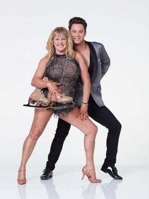 """""""There's people out there that love me; there's people out there that hate me. As long as they turn on the TV that's all that matters,"""" says Tonya Harding, a contestant on Season 26 of 'Dancing With the Stars.'"""