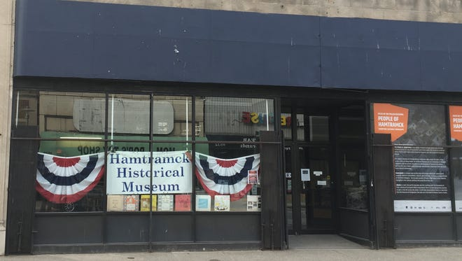 """The Hamtramck Historical Museum, seen Jan. 18, 2016 on 9525 Joseph Campau in Hamtramck hosts """"Cheers! The story of Hamtramck's Bars"""" the evening of Jan. 28, 2016."""
