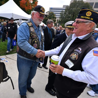 Michigan Says Thanks to Vietnam Veterans