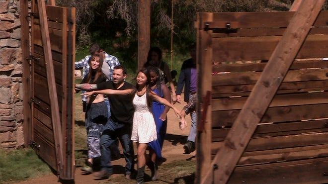 "The new Fox reality TV series, ""Utopia,"" premiered Sunday."