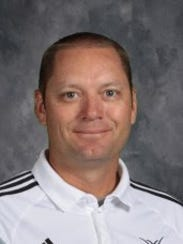 Curt Graves, principal of Willard High School