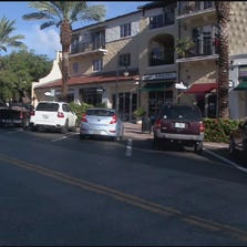 Business owners and city officials have different views on the parking situation in downtown St. Pete.