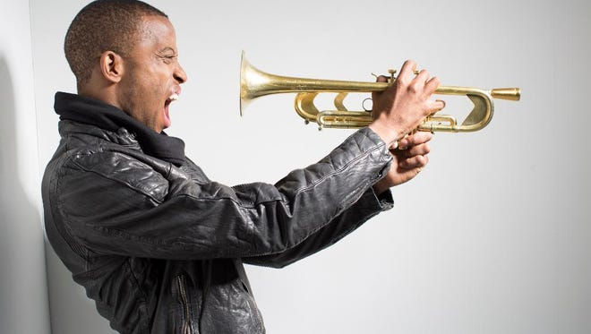 Trombone Shorty is one the can't-miss things at the Bourbon & Beyond Festival this weekend in Champions Park.