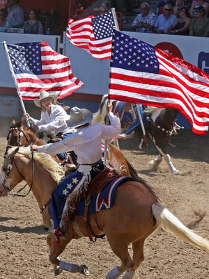 The Greeley Stampede won't be held as usual this year because of concerns over the spread of the coronavirus, but organizers said Friday they are hoping to preserve some of the traditions with a huge community fireworks display on July 4 and three virtual rodeo performances in September.