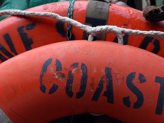 Coast Guard Stock Photo Rescue