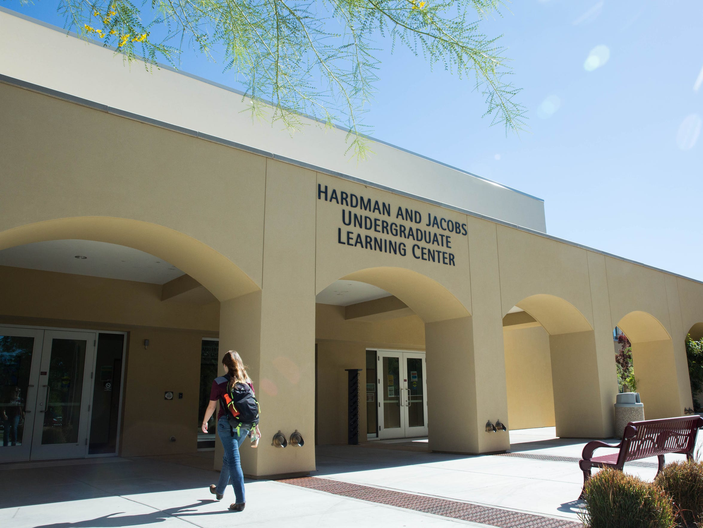 New Mexico State University's Student Success Center, located in Hardman and Jacobs Undergraduate Learning Center, serves as a resource for students dealing with test anxiety.