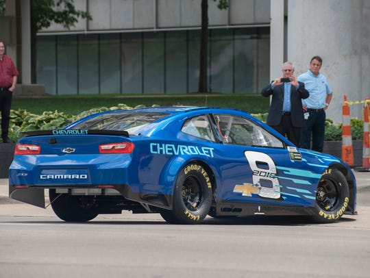 Beginning next season, race teams driving a Chevrolet