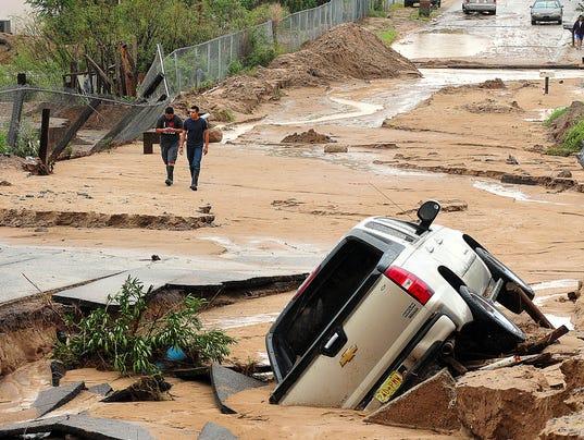 new mexico floods