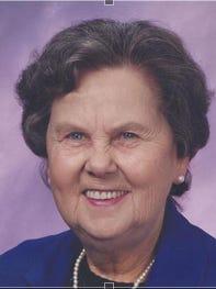 Barbara Jean Atkins