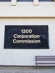 The Arizona Corporation Commission in Phoenix.