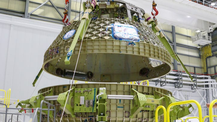 Photos: Boeing Commercial Crew and Cargo Processing Facility ceremony