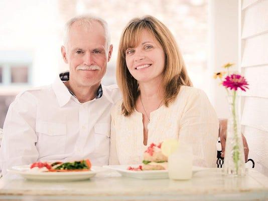 Sandi and Len Eskew, Creative Mountain Food Tours