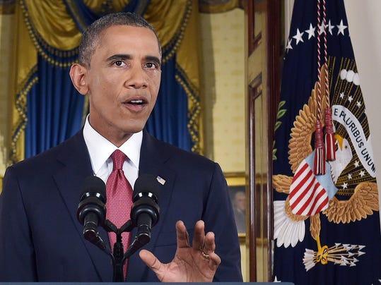Obama Islamic State