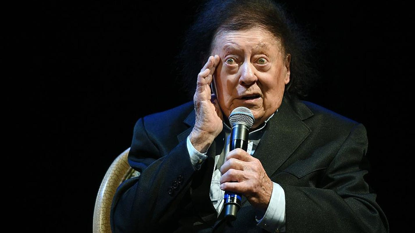 Comedian Marty Allen dies in Las Vegas at 95