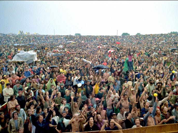 What's the greatest moment in the history of music festivals? The Rock and Roll Hall of Fame and Museum put it to a vote at usatoday.com and immortalizes the top picks in its new exhibit Common Ground: The Music Festival Experience.