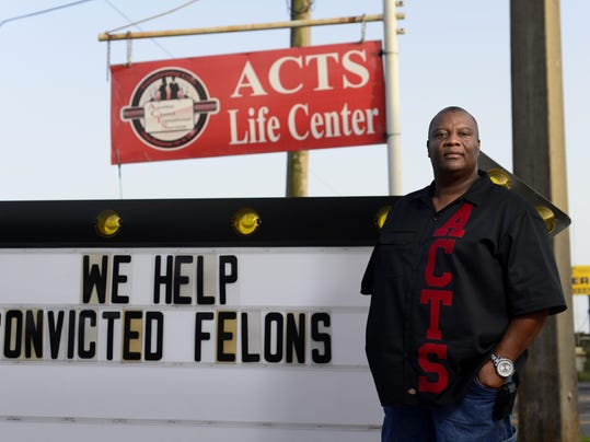 ex offenders the struggle outside of prison Former prisoners face challenges at every level  fortunately for many former  inmates, employer interest in an ex-offender rises when they find out that the   life after prison: ex-felons often struggle to find a job - wbhm.