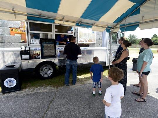 Pensacola Cooks Kitchen Food Truck