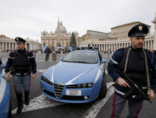 Italy al-Qaeda terror