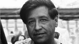 Cesar Chavez is shown in this undated photo