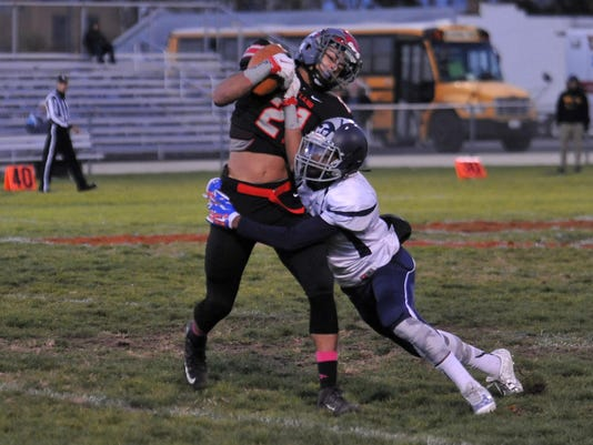 St. Augustine football beats Vineland