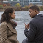 "Gugu Mbatha-Raw and Will Smith star in ""Concussion,"" which opened Dec. 25."