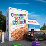 State's newest wonder? Huge cereal box coming soon near Grand Canyon