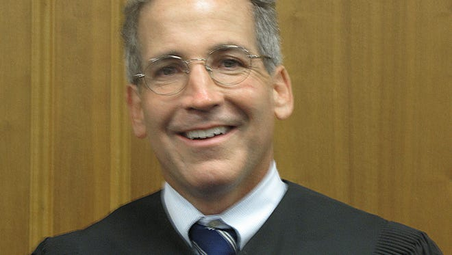 Monmouth County superior court judge Paul Escandon. 2016 Courtesy of the New Jersey Judicary