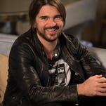 Juanes performs at Latin Grammy Awards in Las Vegas in November 2014.