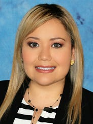 Sandra Payan, new manager of  the WestStar Bank branch
