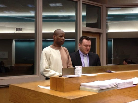 Troy Bell, 48, appears in court Thursday morning.