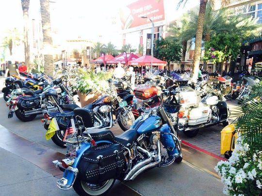 The Westgate Bike Night features discounts, entertainment