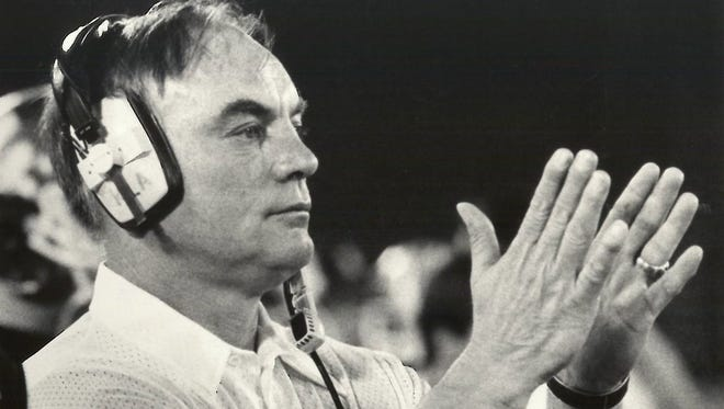 Chuck Skinner, who died June 11 of lung cancer, spent 31 years coaching football at Hazel Park and Seaholm.