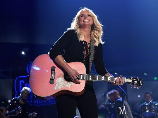 Miranda Lambert has won the Academy of Country Music's