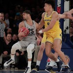 Irvin leads Michigan to double-digit win over Marquette