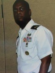 Master Sgt. Kelvin Ladner