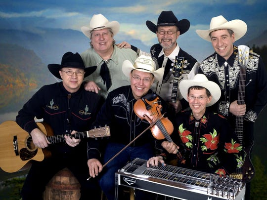 Oregon Valley Boys are a western swing band.