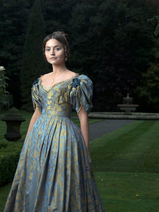 Jenna Coleman in 'Victoria'