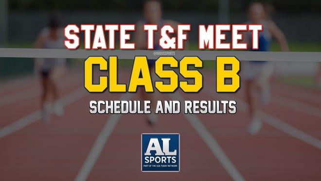 State Track: Class B