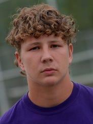 Cameron Purtha, Hagerstown High School football