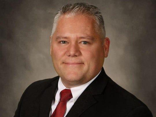 Marshall Mayor Jack Reed.