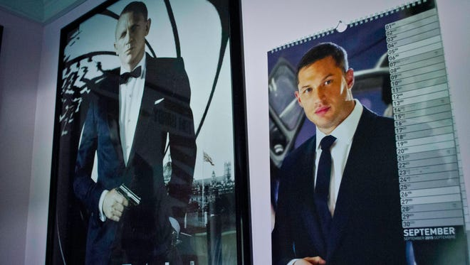 "A quick glance at my ""Skyfall"" poster and Tom Hardy calendar prompted this column."