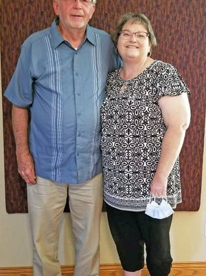 Prairie Home United Methodist Church will welcome Don Almond and his wife, Karen, on Sunday as its new pastor after the retirement of the Rev. Bruce Jeffries. Don will serve as pastor for Prairie Home UMC and Jamestown Grace UMC.