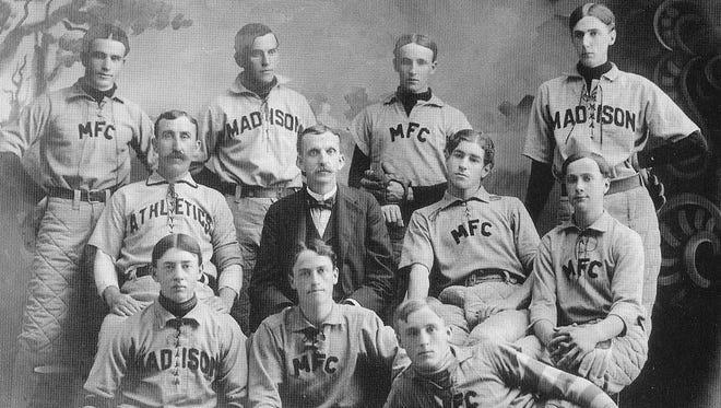 Madison field club 1899