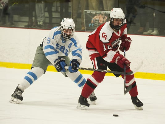 CVU vs. South Burlington Boys Hockey 02/03/16