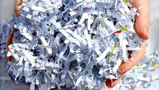 Fox Communities Credit Union will hold a public shredding day June 16.