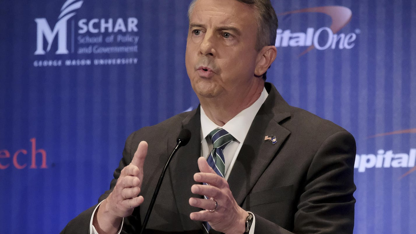 Voters in New Jersey, Virginia elect new governors