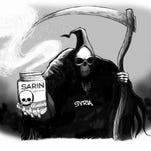 Benson: Syria's sarin gas nightmare