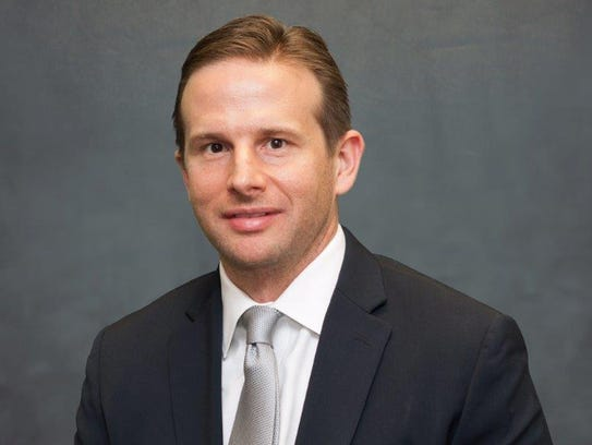 Brevard County Commissioner John Tobia.