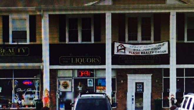 Little Tor Liquors in New City