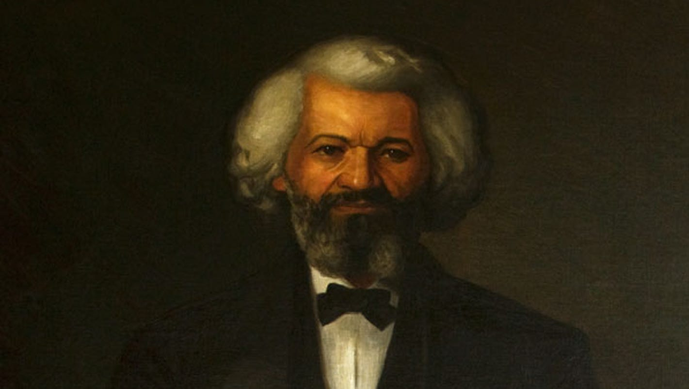 frederick douglass 3 Find out more about the history of frederick douglass, including videos, interesting articles, pictures, historical features and more get all the facts on historycom.
